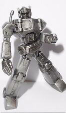 Transformers pvc OPTIMUS PRIME GINRAI pewter heroes of cybertron SCF complete
