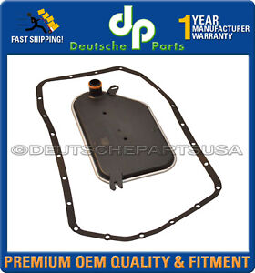 BMW E39 E46 E85 Transmission Filter w/ Gasket For AT A5S 325Z  24341423376