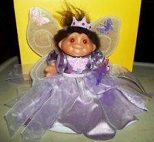 Norfin Troll Doll As A Fairy