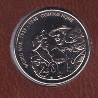 2005 Australia Home War WW11 20 Twenty Cent UNC Uncirculated Coin ex UNC Set