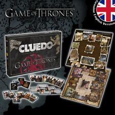 Cluedo Game Of Thrones Got Juego de Mesa Board Game Inglés Nuevo