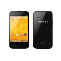 "Smartphone LG Nexus 4 16 Go 4,7"" E960 Android RAM 2 Go Noir désimlocké téléphone"