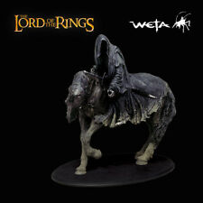 RINGWRAITH ON STEED STATUE SIDESHOW BRAND NEW LORD OF THE RINGS WETA