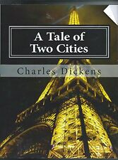 A TALE OF TWO CITIES - Charles Dickens (Large Format Edition)