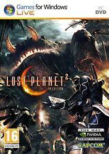Lost Planet 2 (Pc Dvd) Nuevo Sellado