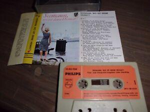 Seemann,wo ist deine Heimat   MC/Kassette  alte Philips Mc   RAR
