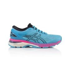 Asics Gel Kayano 25 Women's Running Shoes - Aquarium/Black