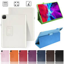 """For Apple iPad Pro 12.9"""" inch 2020 Smart Case Leather Stand Slim Flip Cover New"""