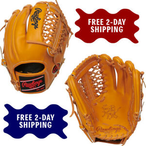 "Rawlings Heart of the Hide R2G 11.75"" Infield/Pitcher Baseball Glove PROR205-4T"