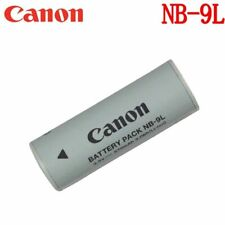 GENUINE ORIGINAL CANON NB-9L BATTERY - BRAND NEW - 510 HS 520 HS 530 HS SD4500