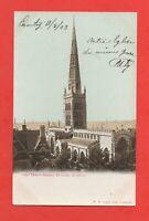 Regno Tinta - Coventry - Eglise da la Sainte Trinità (J8136)