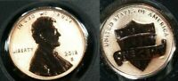 2018 S Reverse Proof Lincoln Cent