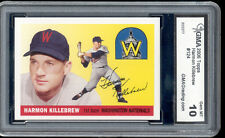 2006 Harmon Killebrew Topps Rookie of the Week Card Gem Mint 10