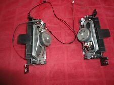 EMERSON SPEAKER SET S0412F28C PULLED FROM MODEL LC401EM2F. 8 OHMS 10W