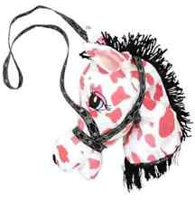 Cowgirl Handbag Horse Pink Western Fancy Dress Up Halloween Costume Accessory