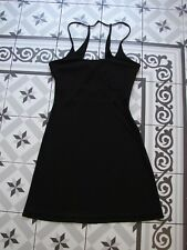 100% authentic !!! Herve Leger classy timeless little black dress gown SOO hot