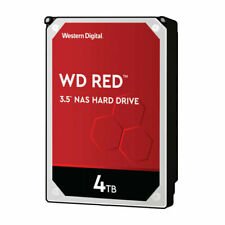 "Western Digital Red 4TB 3.5"" Interno Disco Rigido (WD40EFAX)"
