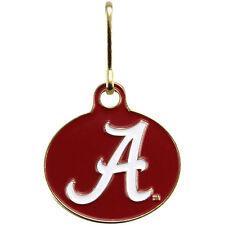 NEW Alabama Crimson Tide U Can Zip It Gym Bag, Luggage, Jacket Purse Zipper Pull