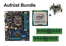 Aufrüst Bundle - ASUS P8H61-M LE R2.0 + Intel i5-2500K + 4GB RAM #88436