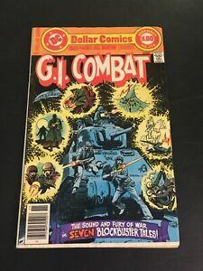 G.I. COMBAT #204 1977 DC VG+