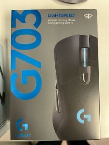 Logitech G703 (910005638) Wireless Gaming Mouse Brand new sealed