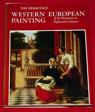 THE HERMITAGE, WESTERN EUROPEAN PAINTING OF THE THIRTEENTH TO EIGHTEENTH CENTURY