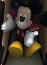 Mickey Mouse Disney Stuffed Figure Applause