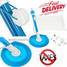Extreme Power Automatic Vacuum Wall Pool Cleaner Generic Kreepy Krauly Climb NEW