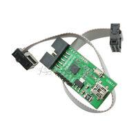 3.3V Zigbee Emulator Debugger Programmer Support CC2430 CC2530 CC2531 CC2540