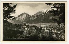 AK Innsbruck, Berg Isel m. Martinsmand, 1935