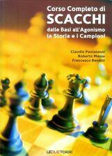 Corso Completo di Scacchi-dalle Basi all'Agonismo, la Storia e i Campioni