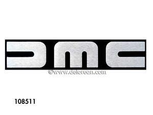 DMC - DeLorean Grille Emblem