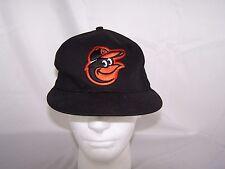 Baltimore Orioles MLB Cap Hat - Black - Fan Favorite - Adjustable Snapback