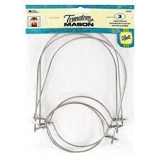 3 Wire Handles Regular mouth Ball Kerr glass Canning Jar Transform Mason 1026287