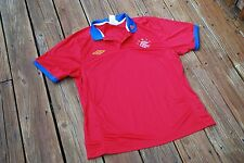 Glasgow Rangers Adult XL jersey by Umbro