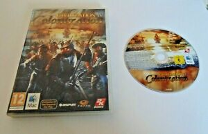 Sid Meir's Civilization IV Colonization Expansion Pack Game For APPLE MAC