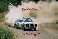 El Señor Vatanen nos Ford Escort RS1800 ganador Acrópolis Rally 1981 fotografía 4