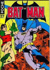 BATMAN POCHE N°37 DE 1981  SAGEDITION TRES BON ETAT