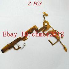 2pcs Mechanism Flex Cable For SONY DCR-HC52E HDR-HC1E HDR-HC3 HDR-HC5 DCR-PC55 E