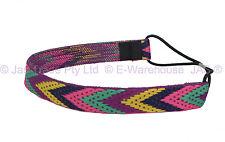 70s Hippie Tribal Boho Gypsy Hipster Bohemian Stretch Elastic Hair Band Headband