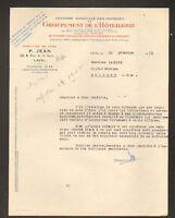 LAVAL (53) SYNDICAT GROUPEMENT DE L'HOTELLERIE en 1955