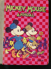 Mickey Mouse Annual (British)-1944-hardcover