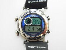 G-Shock Frogman DW-9900 Titanium Limited Men's Casio Watch Not Bezel