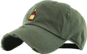 Henny Bottle Dad Hat Baseball Cap Unconstructed - KBETHOS