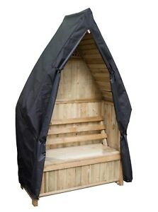 Cheltenham Arbour with Storage box  & Cover  Zest Products / Free Delivery 00701