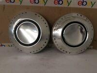 AMC hubcaps dog Dish 10 INCH poverty 69 70 71 72 73 74 Javelin Rebel AMX (2)