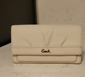 Coach leather Vintage Wallet