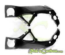 Carbon frame covers Rahmenschoner Aprilia RSV4 2009 - 2014