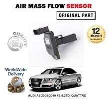 Pour Audi A8 4.2 Tdi Quattro 2005-2010 Neuf Air Massique Capteur Débitmètre