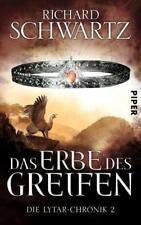Das Erbe des Greifen / Lytar-Chronik Bd.2 ► Richard Schwartz (TB)  ►►►UNGELESEN